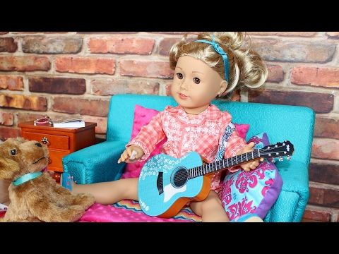 Miniature BarkBox DIY | How to make American Girl Doll BarkBox for your Toy Doll Pets - YouTube