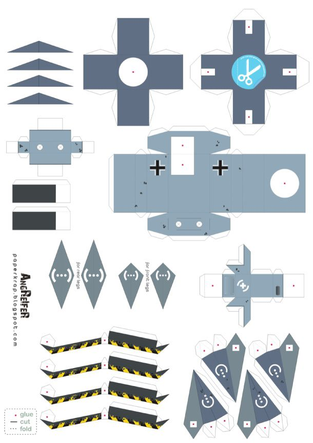 Paper Tanks De Maulana Jodi  Paper Toys Papercraft And Toy