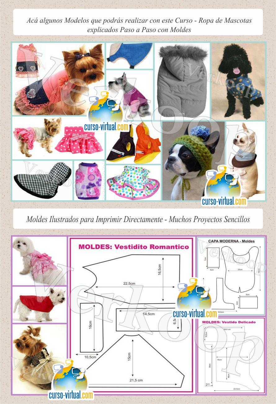 Ropa para Perros 3 | Ropita perritos | Pinterest | Ropa para perros ...