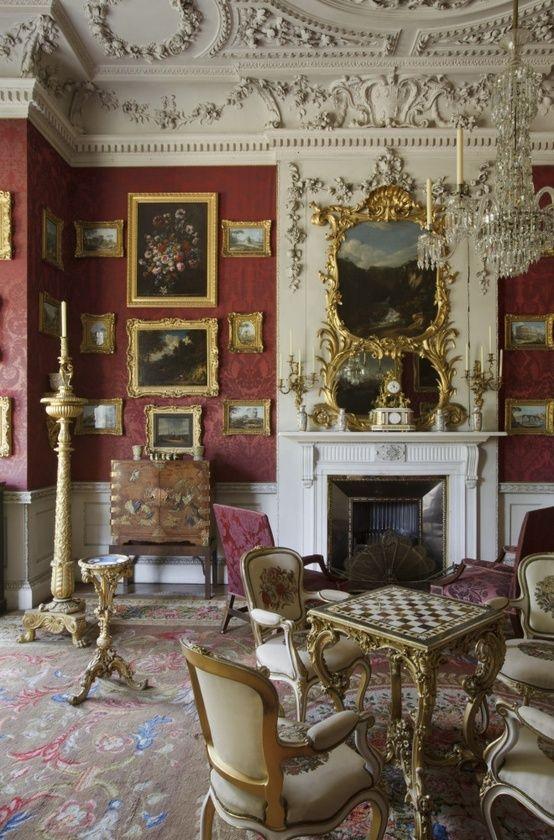 barock rund ums haus wohnzimmer viktorianische huser viktorianischen wohnkultur viktorianischen ra viktorianischen interieurs schlosszimmer - Modernes Wohnzimmer Im Viktorianischen Stil