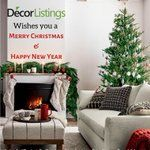 May this wonderful time of Christmas and New Year fills your life with happiness and wealth! Merry Christmas & Happy New Year!  #decorlistings  #decor  #merrychristmas   #christmasfeels  #christmasdecor  #happynewyear  #happy2020  #homedecor  #homeinteriors  #decorideas  #interiorideas pic.twitter.com/c3WVviON3g