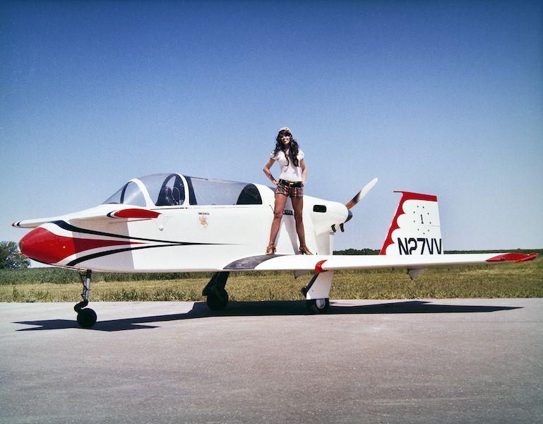 Burt Rutan S First Homebuilt Design The Variviggen Aircraft Vintage Aviation Aviation