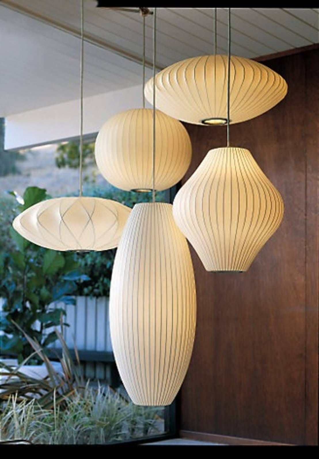 Nelson Bubble Lamps De Design Within Reach Mexico Interior