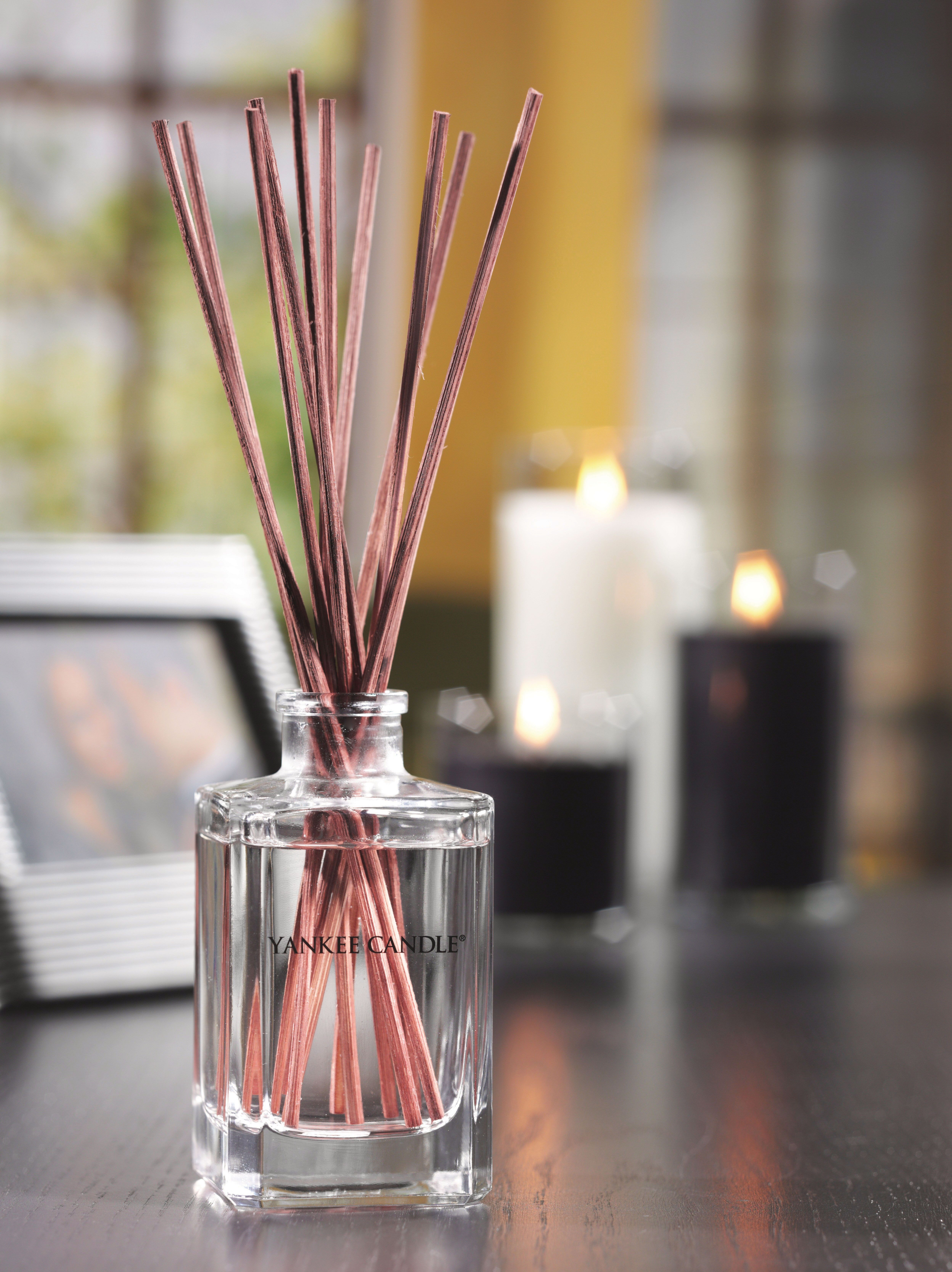 Yankee candle decor reed diffuser for Decorative diffuser