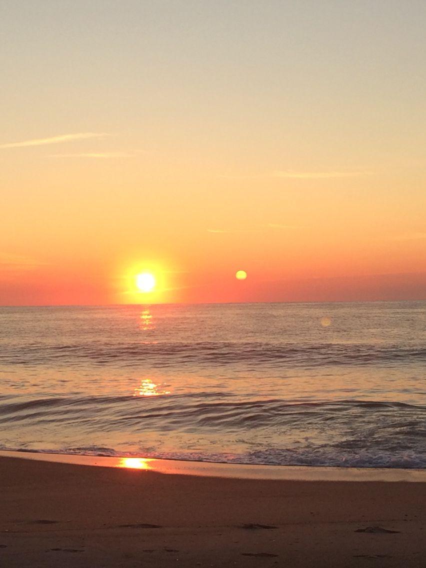 6:00am sunset #beautiful colors