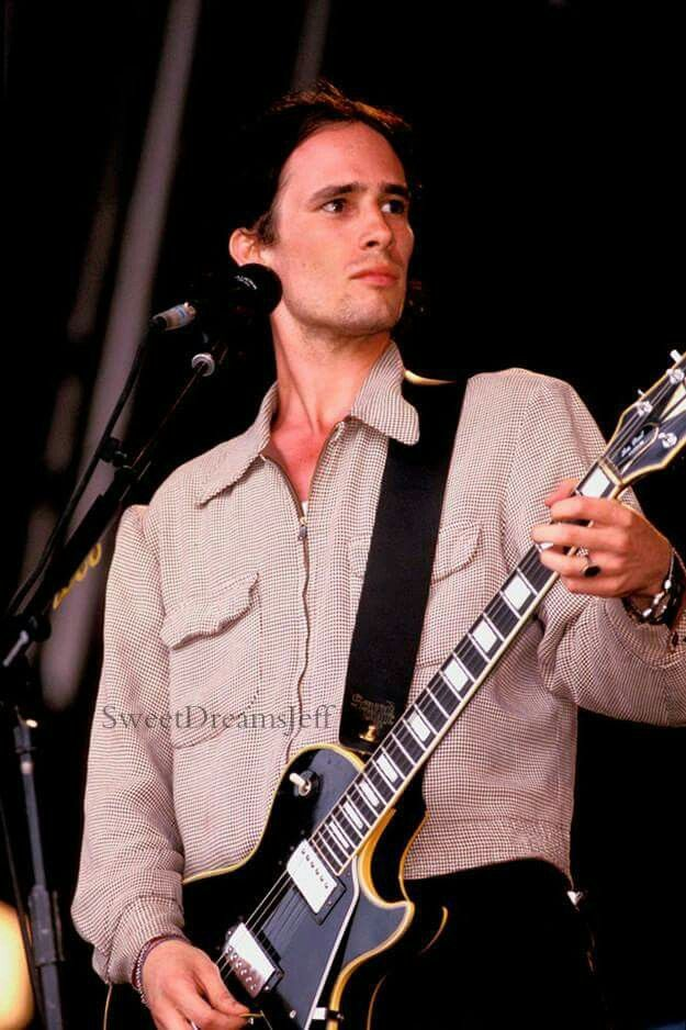 Jeff Buck Buckley Glastonbury 1995
