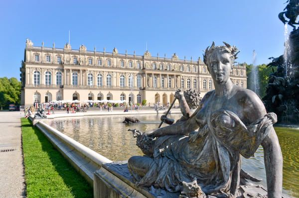 Schloss Herrenchiemsee Herrenchiemsee Ausflug Tolle Reiseziele