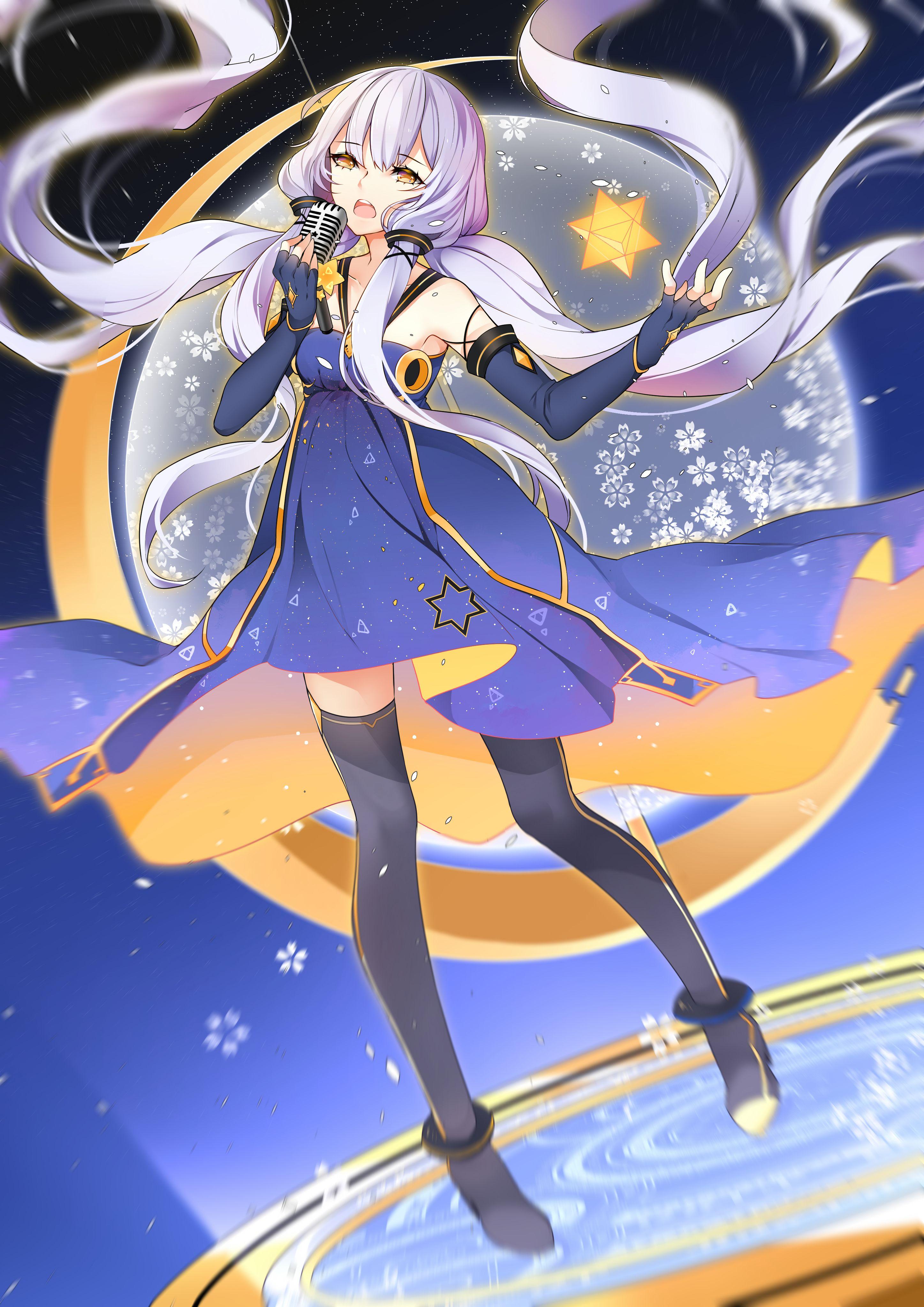 Asahina mikuru blush chinese clothes chinese dress game cg - Stardust Vocaloid 1932793 Zerochan Vsinger Vocaloid China Pinterest Vocaloid Anime And Manga