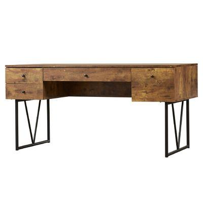Fallon Reversible Desk Desk Furniture Writing Desk
