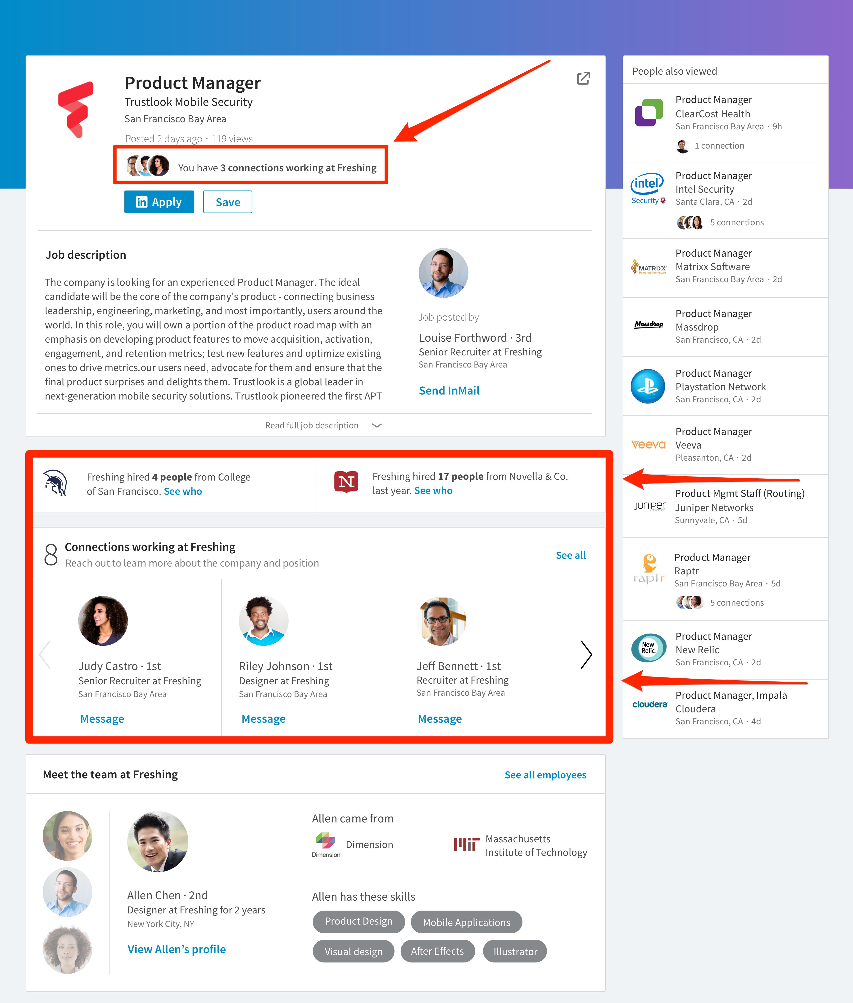 LinkedIn just completely overhauled its job postings to