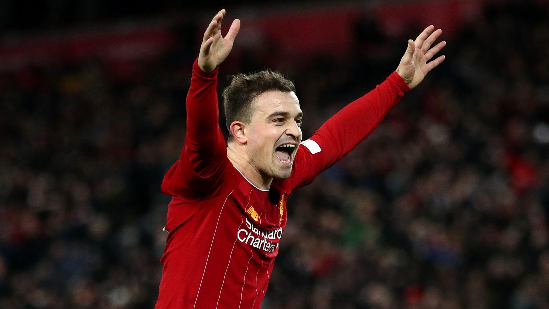 Liverpool Reject Roma Sevilla Loan Offers For Shaqiri In 2020 Sevilla Liverpool Club World Cup