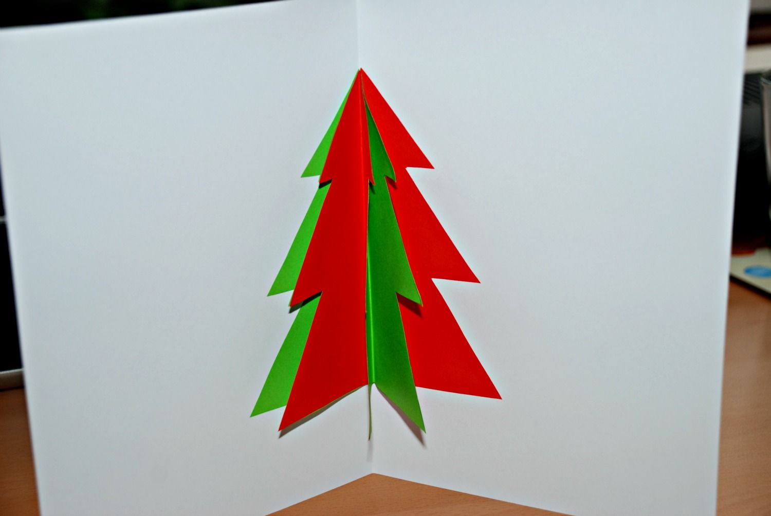Christmas Tree Cards Activity Village Christmas Tree And Activities