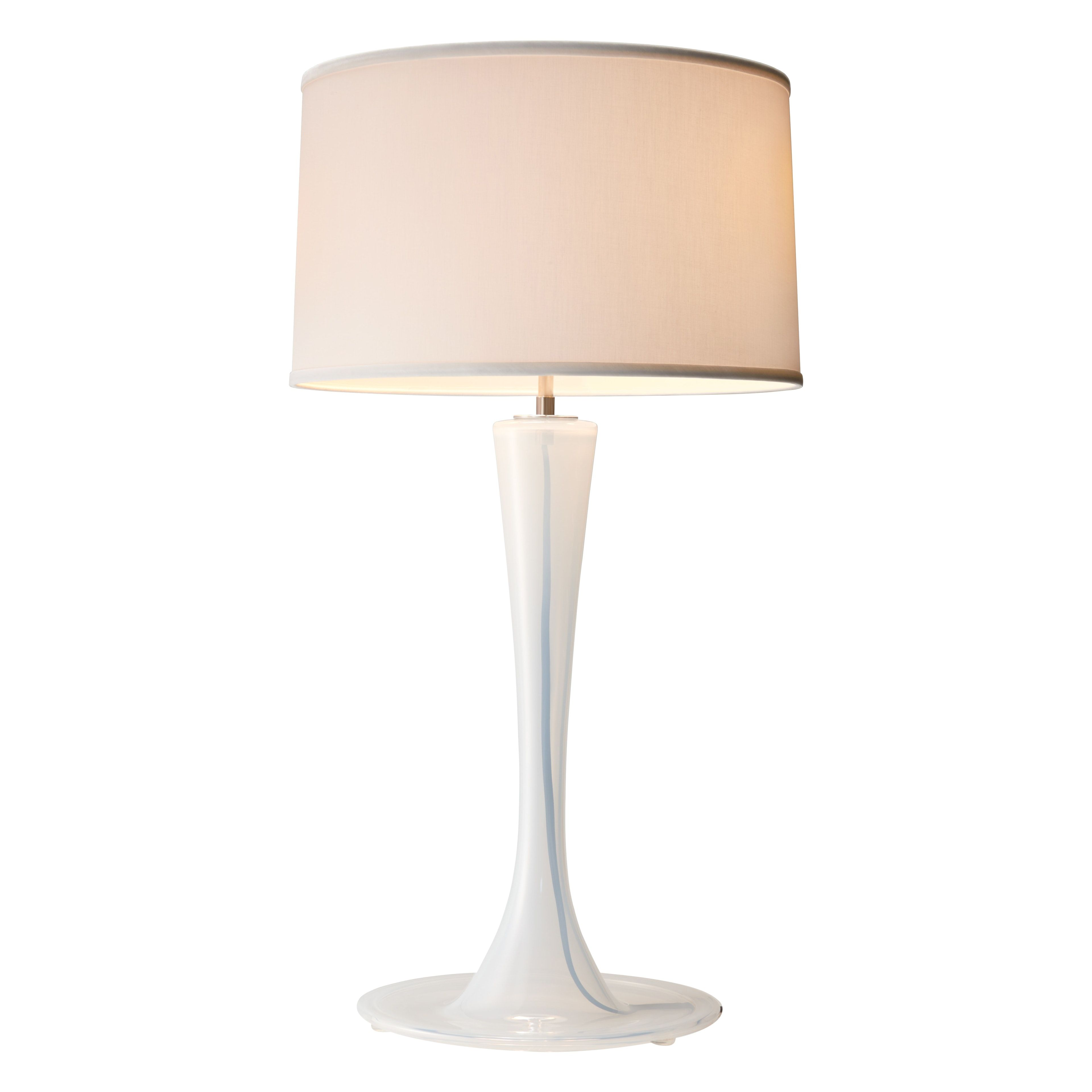 Trumpet Table Lamp By Eidos Glass Offered By Dennis Miller Associates Lamp Crystal Table Lamps Table Lamp