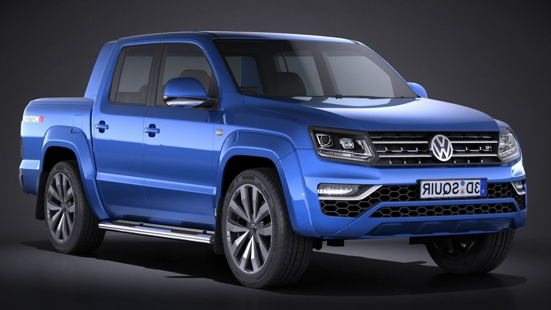 New Volkswagen Amarok 2020 Price And Release Date