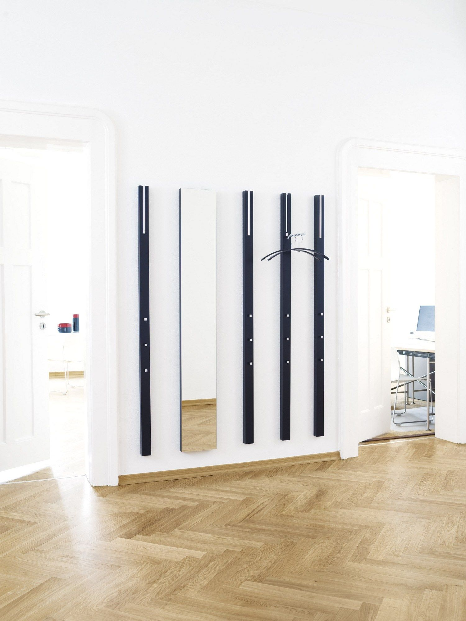 Line Coat Rack By Schonbuch Design Apartment 8 In 2020 Davis