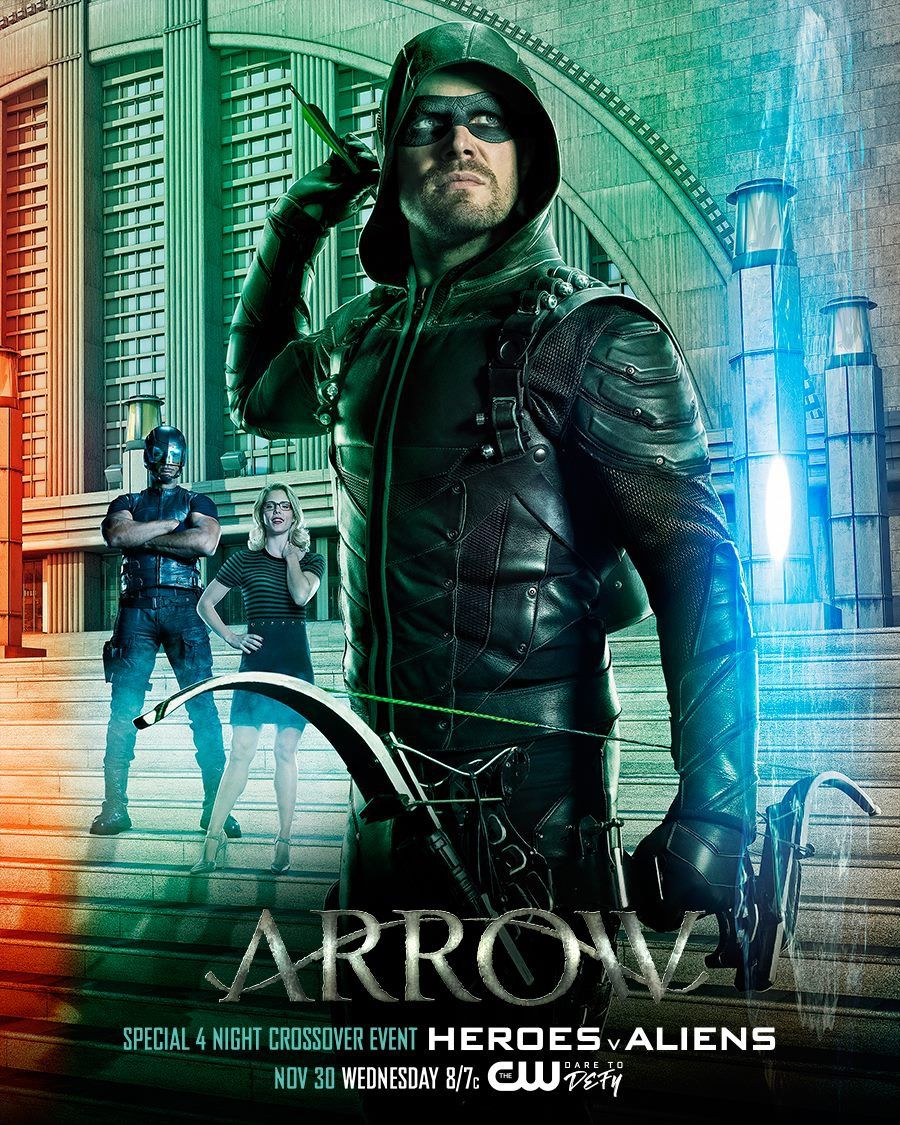 Return To The Main Poster Page For Arrow 24 Of 24 Arrow