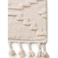 Photo of benuta Trends Kurzflor Teppich Oyo Cream 160×230 cm – Moderner Teppich für Wohnzimmerbenuta.de