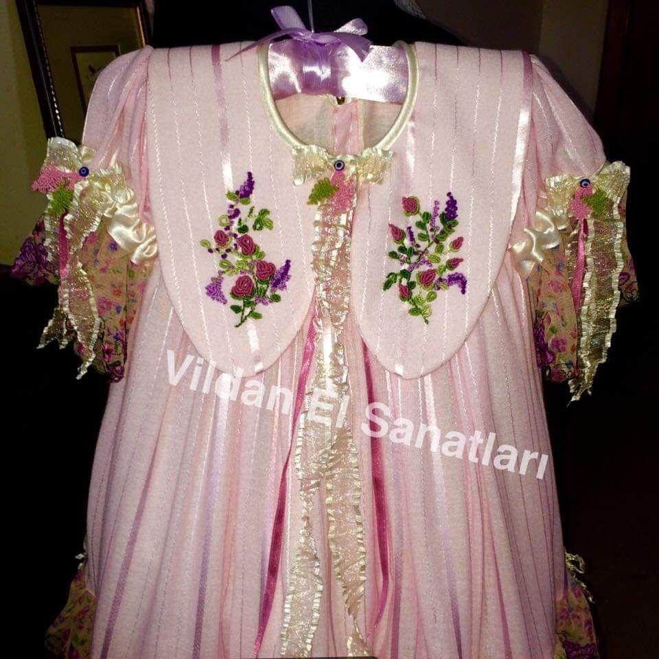 Vildan El Sanatları adlı kullanıcının Bebek kıyafetleri