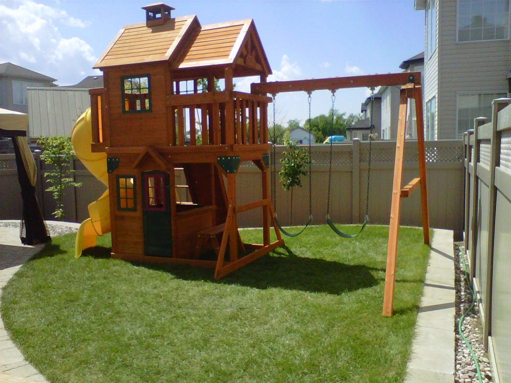 Play Structure From Costco Outdoor Plants Pinterest Plants