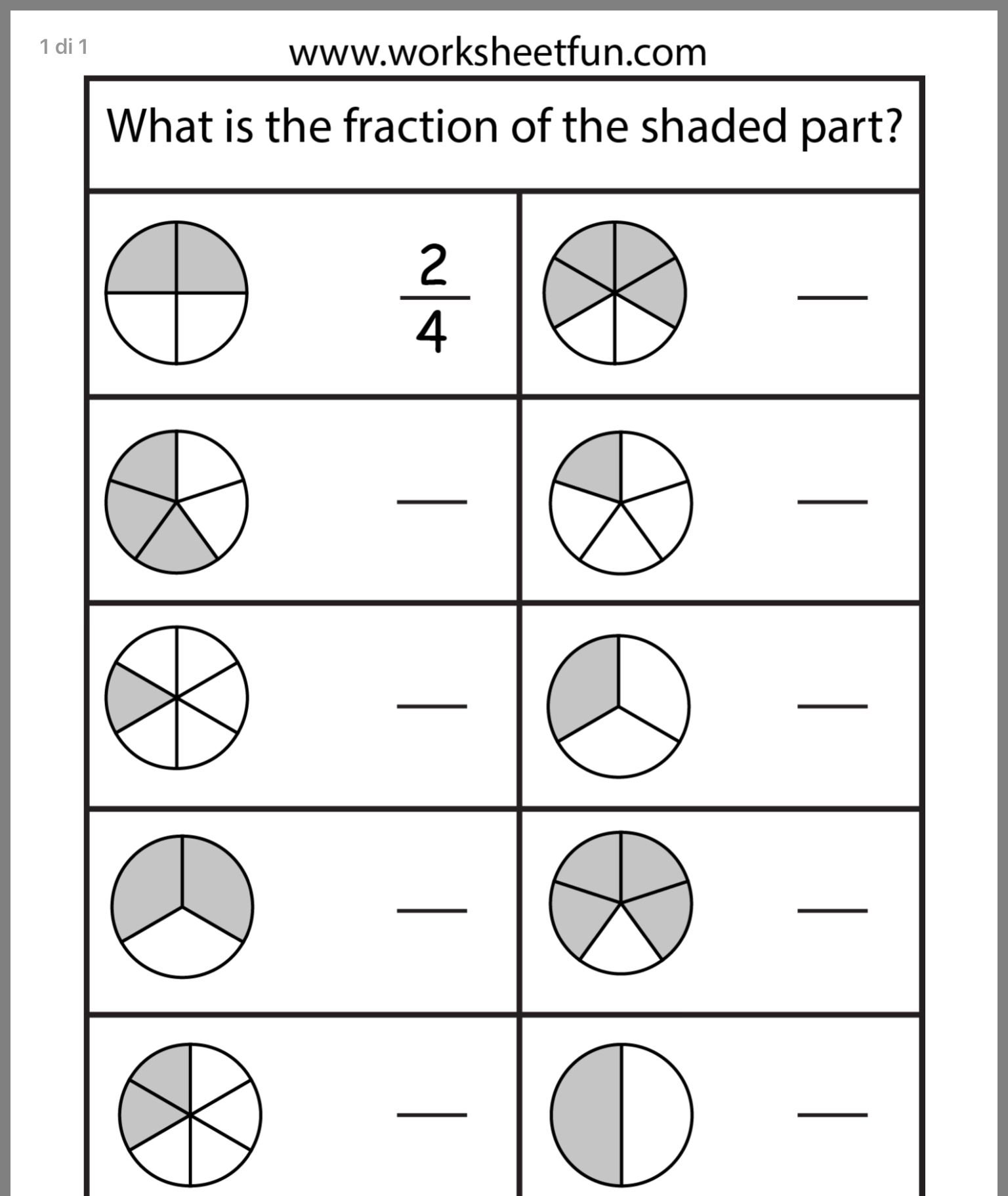 Pin By Rene Scarb On Worksheetfun Fractions Worksheets Math Fractions Worksheets Free Fraction Worksheets