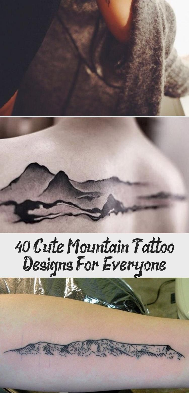 Photo of 40 Cute Mountain Tattoo Designs for Everyone – Hobby Lesson #travelingtattosPass…