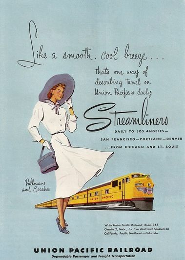 Advertising - 1950's photos on Fotopedia