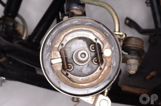 Suzuki LT80 Front Brake Shoe Inspection Suzuki LT80 – Lt80 Wiring Harness