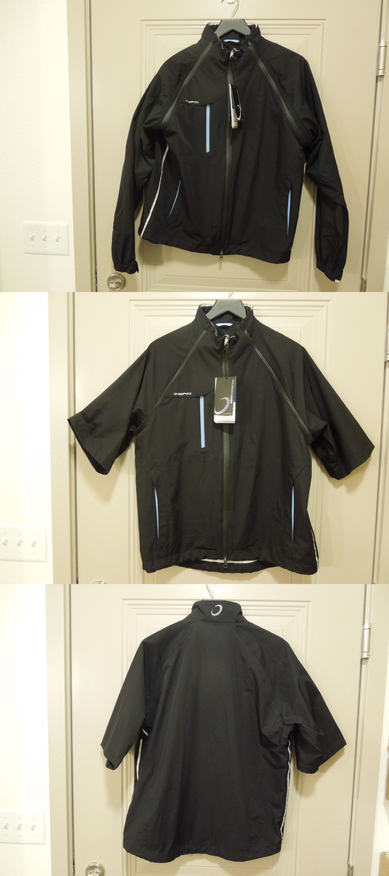 Coats and jackets zero restriction pinnacle traveler golf