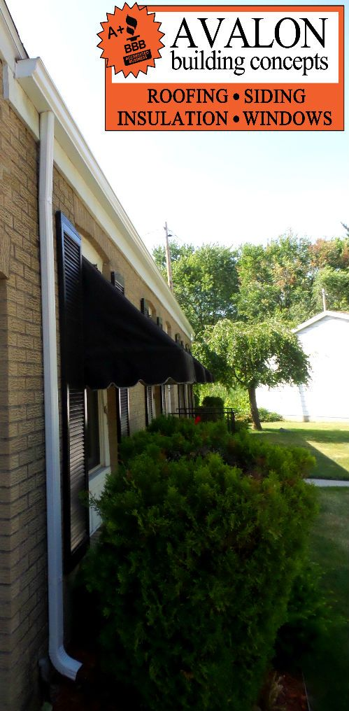New Gutters In Grand Rapids Avalon Is A Grand Rapids Gaf Master
