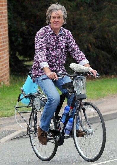 James May S Man Lab Swiss Army Bike James May Top Gear Gear S