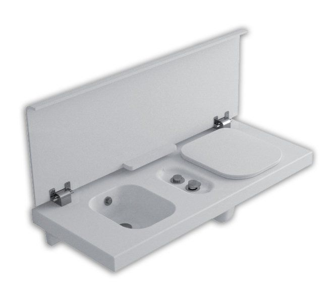 G full produzione sanitari di design in ceramica arredo for Arredo bagno produzione