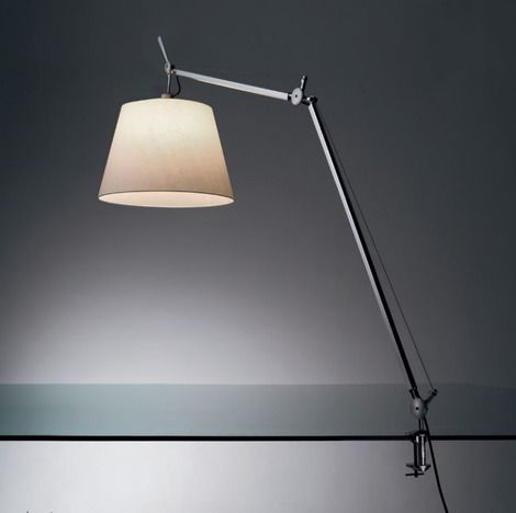 Tolomeo Mega Table Clamp Light Lamp Modern Table Lamp Table Lamp
