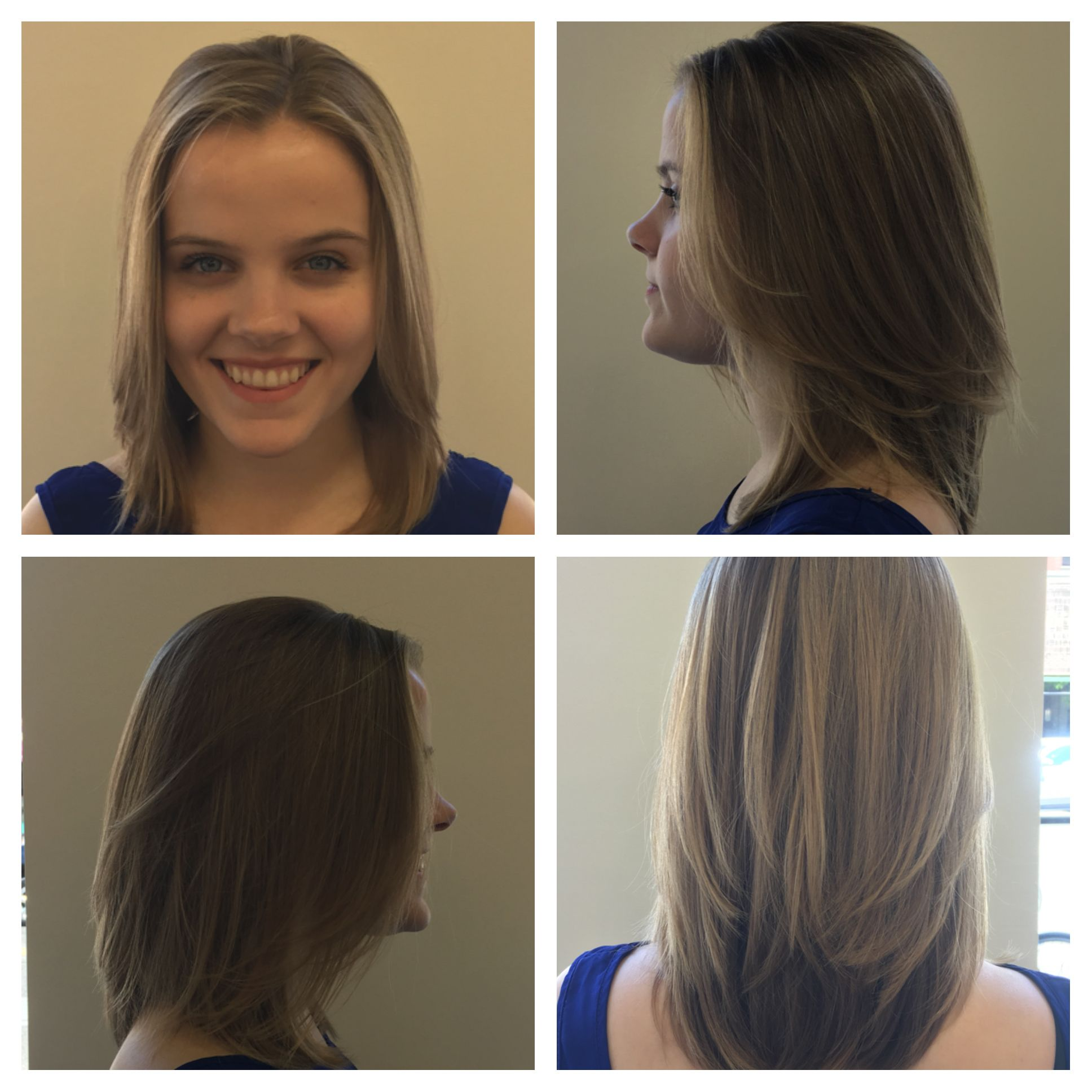 Half Round With Movement Final Model Blow Dry