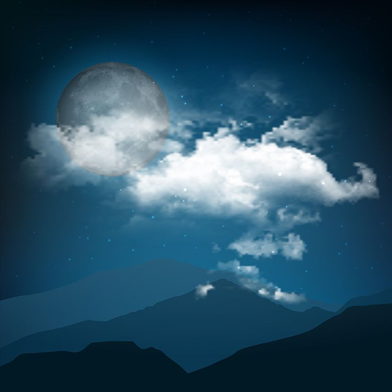 Style Night Sky Background 0609 Moon Sky Cloud Png And Vector With Transparent Background For Free Download Night Skies Fireworks Background Sky Overlays