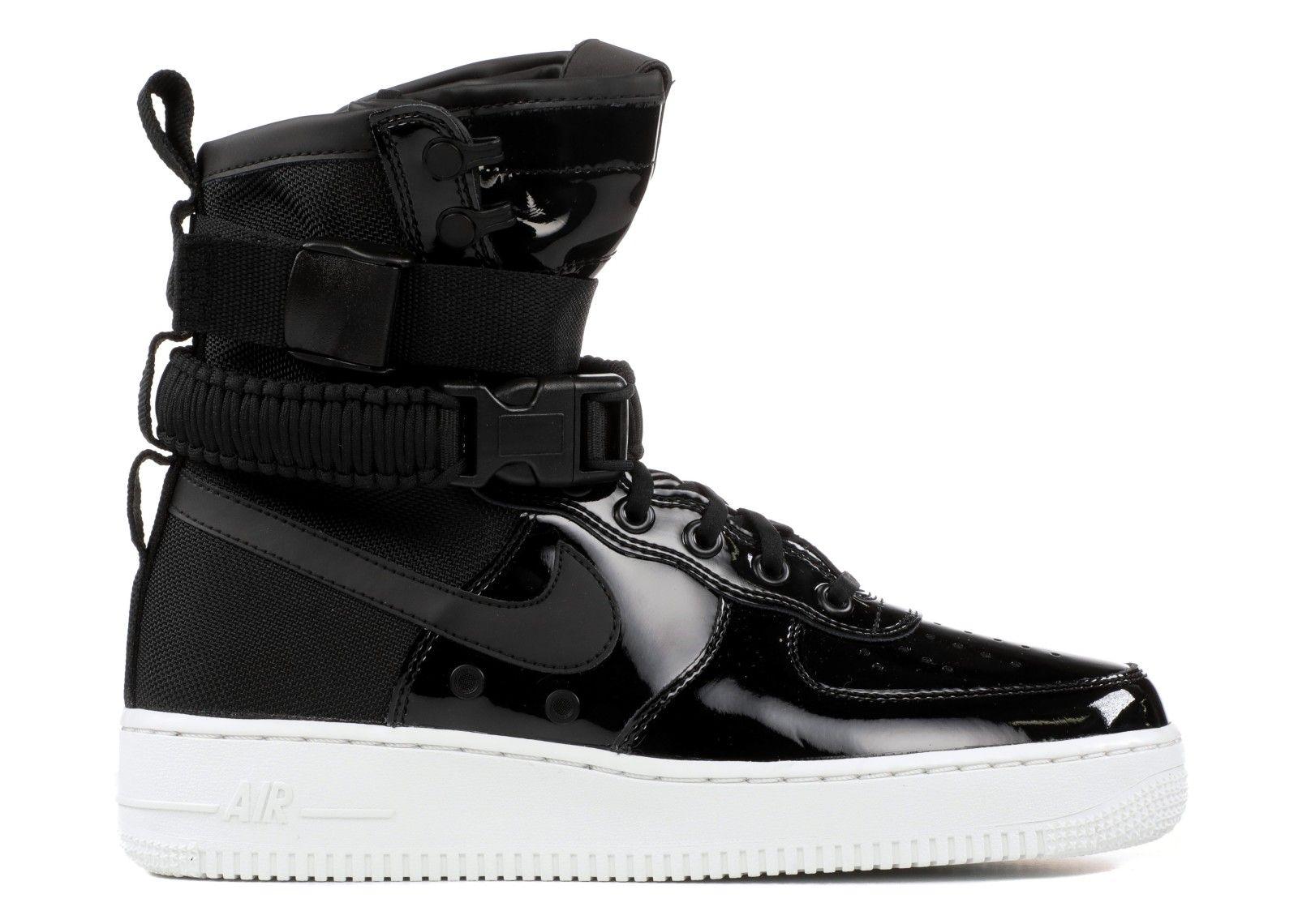 Nike SF AF1 SE PRM W shoes black
