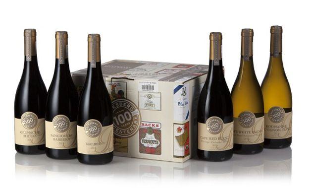 Sip On Backsberg S Centenary Wine Selection Wine The Selection