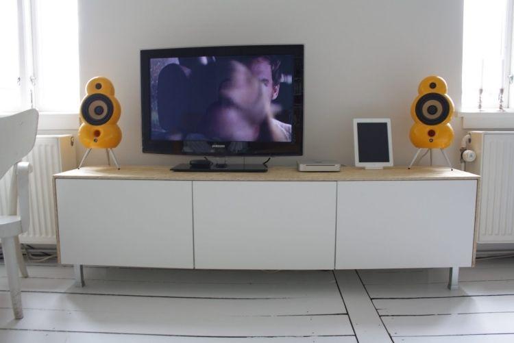 Meuble Besta Ikea - Rangement Modulable En 27 Idées Top !