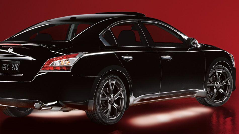 Superb Nissan Maxima External Ground Lighting