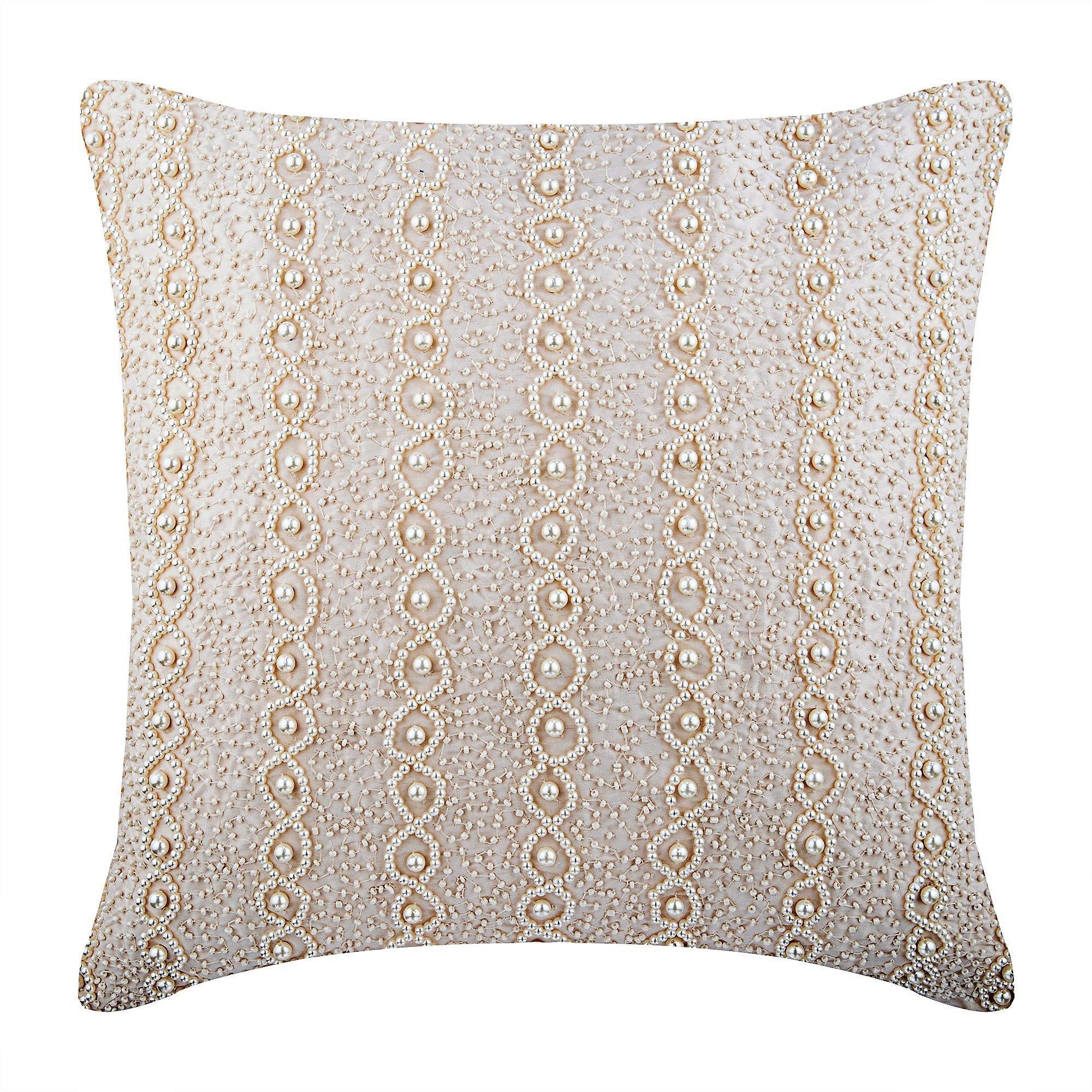 Sofa Pillow Art Silk Throw