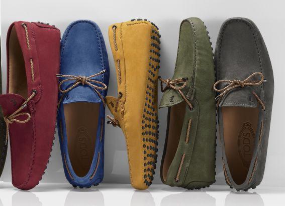 a42974518e Tod's Official Online Store: Italian luxury shoes & footwear | Men's ...