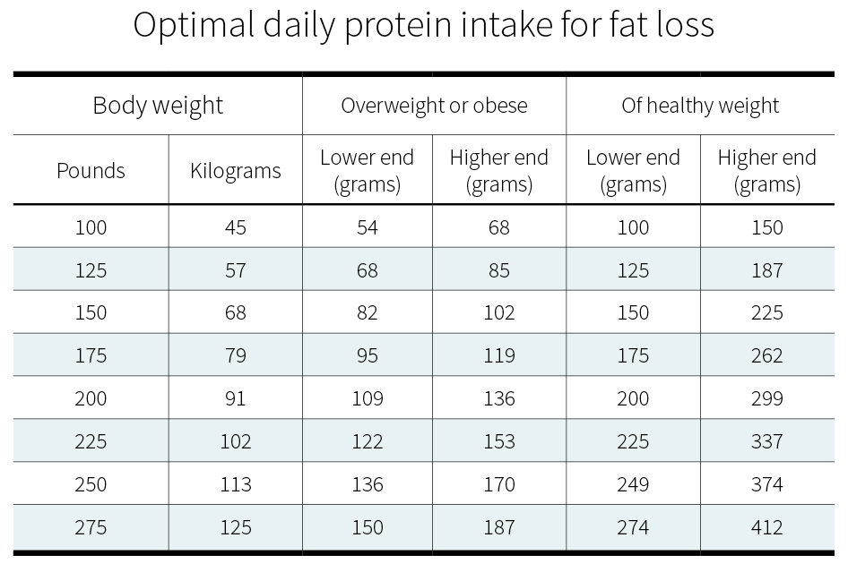 how much protein daily diet
