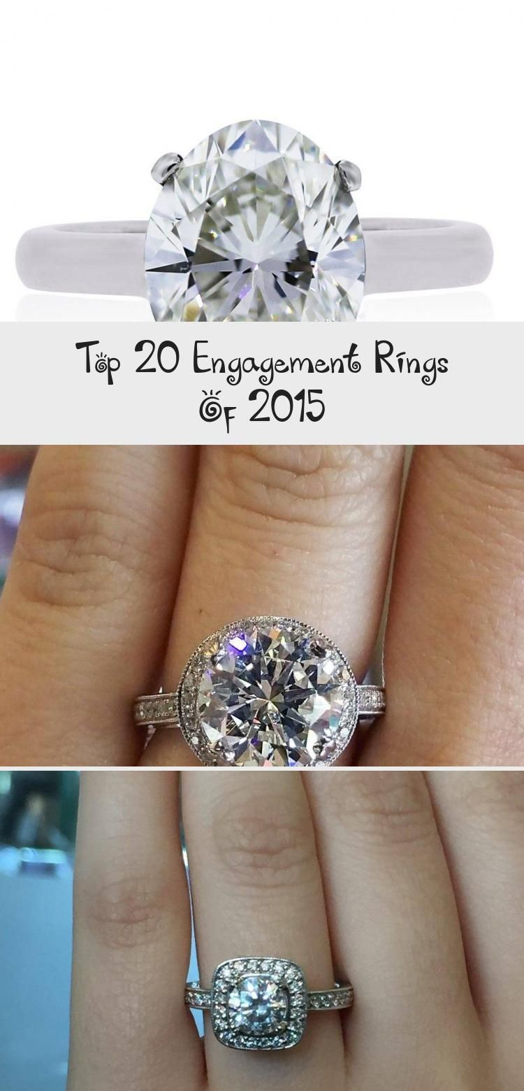 Top 20 Engagement Rings Of 2015 Wedding In 2020 Infinity Ring Wedding Square Halo Engagement Rings Engagement Rings