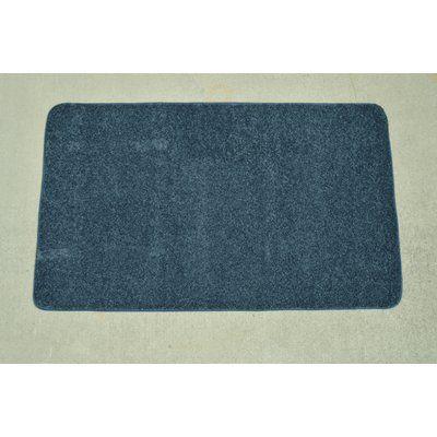 Latitude Run Makenna Colonial Blue Area Rug Rug Size: 3' x 5'