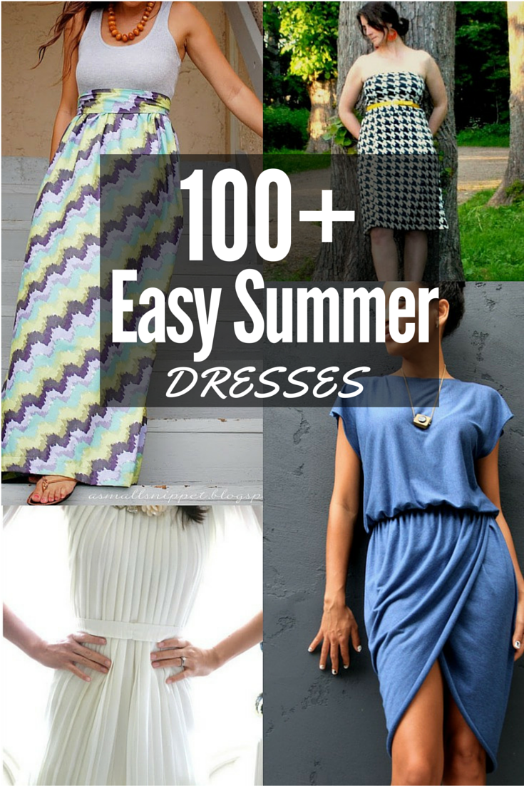 100+ Easy Summer Dresses & Pillowcase Dress Tutorial for Adults and Kids | Pillowcase dress ... pillowsntoast.com