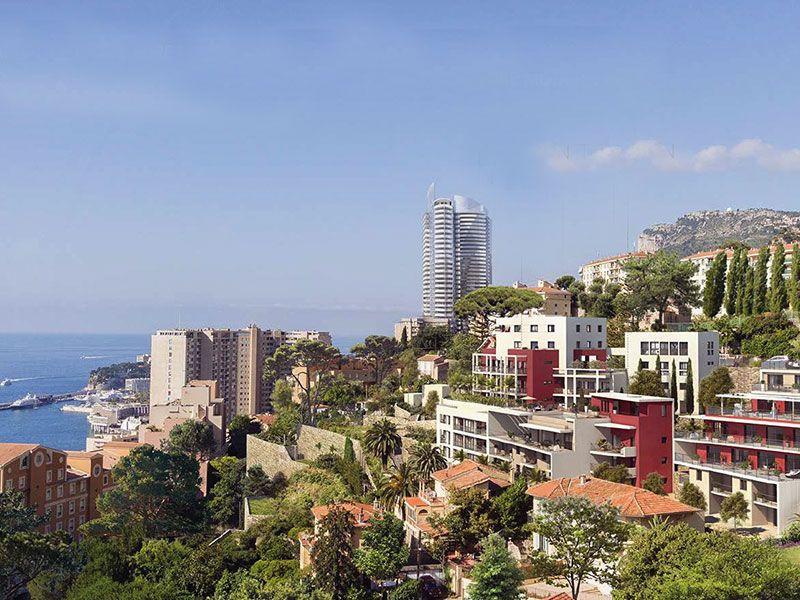 Beausoleil New Apartment With Swimming Pool And Sea View Monaco Cotedazur Frenchriviera Apartment Housing Realestate Beausoleil Monaco Sncf Train
