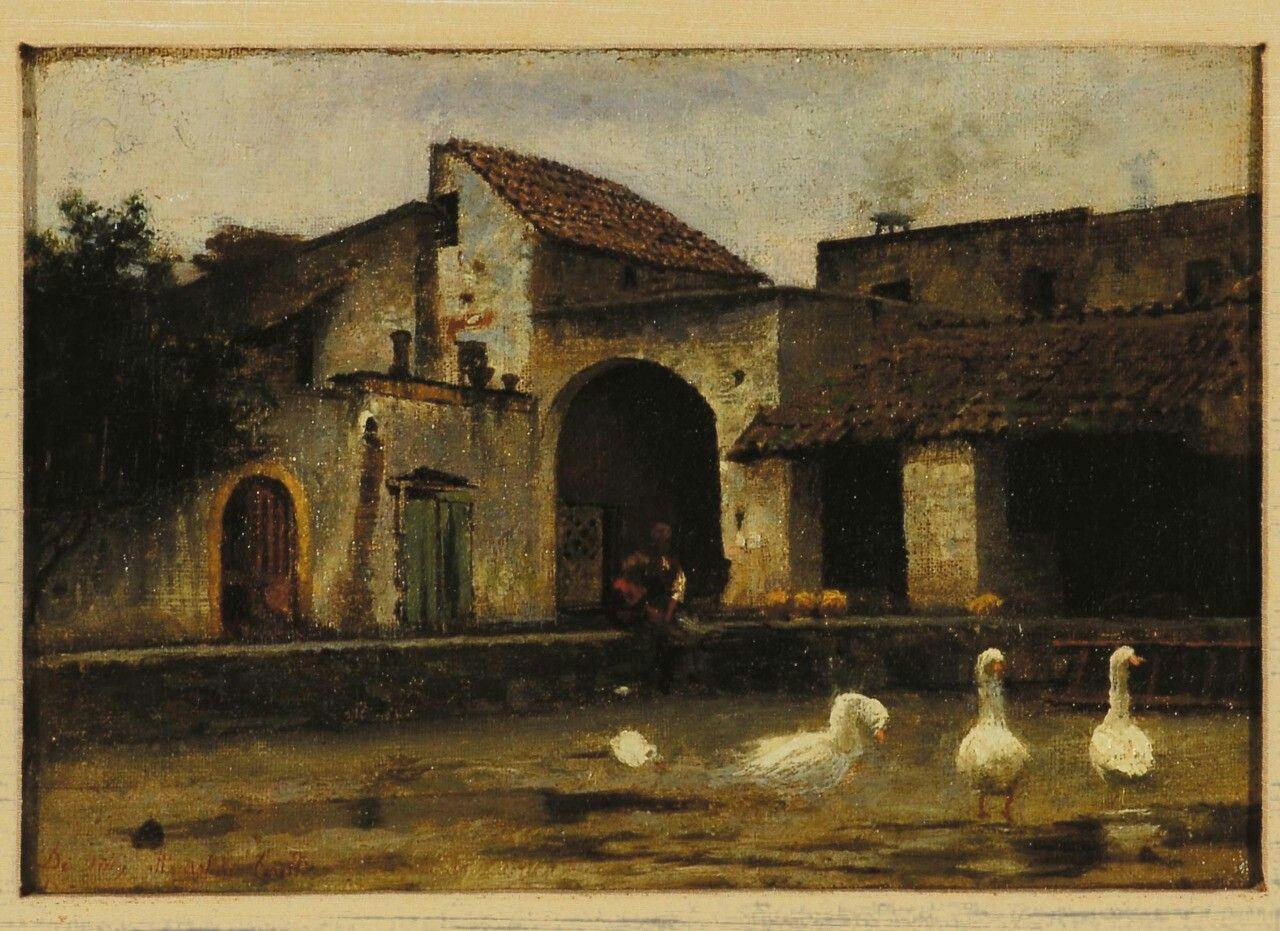 Giuseppe De Nittis  (Italian, 1846-1884)