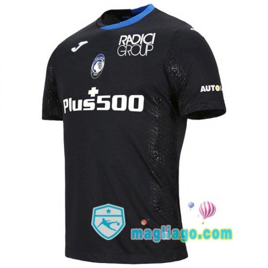 Maglia Atalanta Uomo Portiere Nero 2020/2021 | Maglia da calcio ...