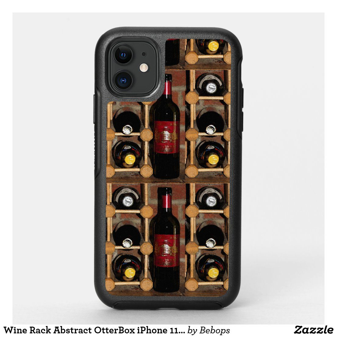 Wine Rack Abstract OtterBox IPhone 11 Case