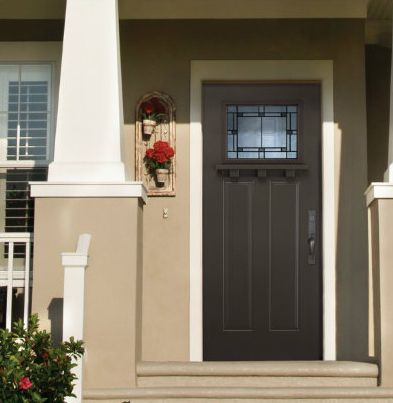 Masonite Marco Glass Craftsman Style Doors In 2019