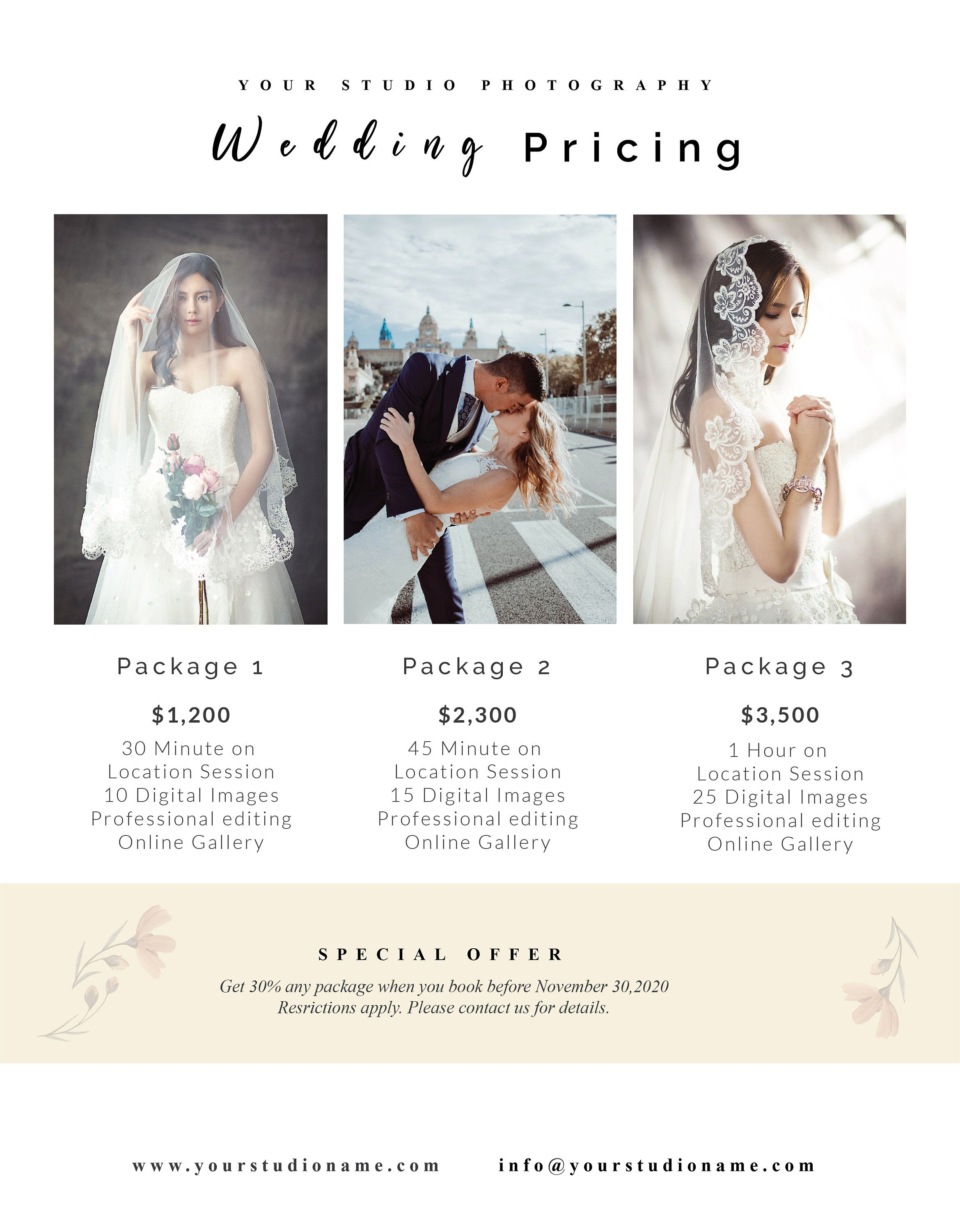 Anubis Wedding Package Prices Template In 2020 Wedding Photography Pricing Templates Wedding Photography Pricing Photography Pricing